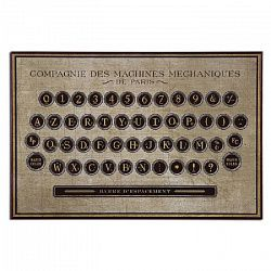 Картина Antique Keyboard UT31600